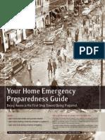 Home Emergency Preparedness Guide