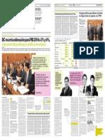 2014 03 31 Pulso - BC recorta estimación para PIB 2014 a 3 y 4%