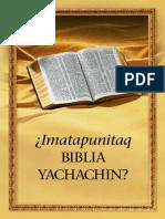 Biblia Yachachin