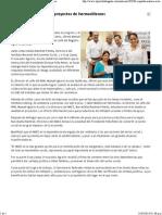 15-04-14 Respalda Maloro Acosta proyectos de hermosillenses