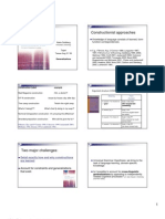 Generalizations-handout 082406
