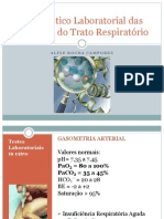 Diagnostico Laboratorial Infecçoes Trato Respiratorio