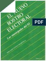 1985  El Nuevo Rostro Electoral Las Municipales Del 83