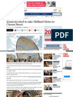 Www Birminghampost Co Uk Business Business News 50m Invested