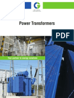 CG Power Transformers