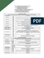 I Simposio Interinstitucional de Investigación Piloto - XII Simposio Interno de Investigación Piloto.