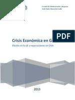 Crisis Economica en Grecia