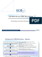 CRM Strategy and Tactics Development
