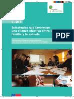 Guia 5 Estrategias Que Favorecen Una Alianza Efectiva Entre La Familia y La Escuela - Colegios Antiguos