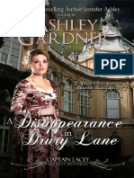 A Disappearance in Drury Lane - Ashley Gardner
