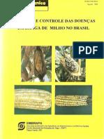 Diagnose e Controle Das Doenças Da Espiga de Milho No Brasil