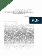 A Formação Dos Sistemas Educativos Contemporâneos - Herminio Barrero
