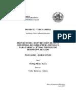 Proyecto de ConstrucciÓn de Nave y Estructura Metalica