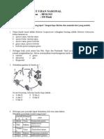 Soal Un Biologi Kls Xii Ipa (Lat 1)