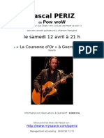 Pascal affiche G