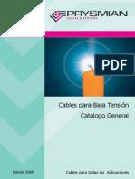Catalogo Cables BT2013