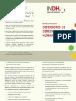 Defensor de Derechos Humanos