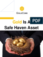 Gold is a Safe Haven Asset