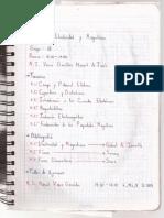Cuaderno de Electricidad y Magnetismo