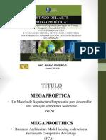 Estado Del Arte Megaproética