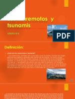 Maremotos y Tzunamis Cta