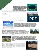 Lugares Turisticos de Centro America
