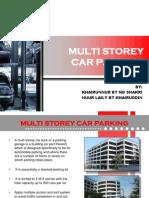 8 Multi Storey Car Parking