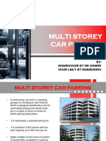 8 Multi Storey Car Parking