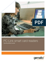 Gemalto PCLink Readers Brochure
