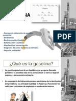 Exposicion Gasolina
