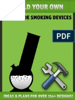 Homemade Smoking Devices