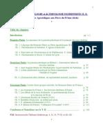 Cours de Patrologie Et de Theologie Patristique 1