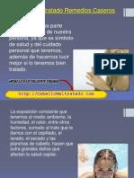 Cabello Maltratado Remedios Caseros