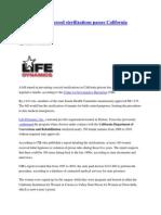 Bill to Prevent Coerced Sterilizations Passes California Committee