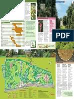 Plan Parc de Bagatelle