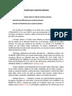 oracinpornuestrosjvenes-120619234058-phpapp02