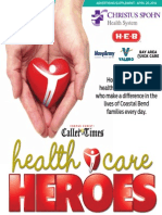 2014 Corpus Christi Caller-Times Health Care Heroes