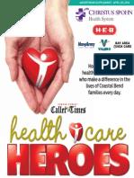 2014 Corpus Christi Caller-Times Health Care Heroes