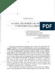 Texto BACHELARD a Casa Do Porão Ao Sótão o Sentido Da Cabana PDF