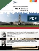 MBA Brochure 2014-2016 (3) (1)