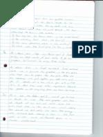 daily writings