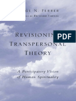 Jorge N. Ferrer - Revisioning Transpersonal Theory