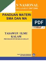 Panduan_Ujian_2008_SMA_MA_Ilmu_Kalam