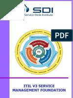 ITIL V3 Manual 2012
