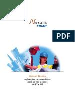 Manual Técnico - Aplicações Recomendadas Para Fios e Cabos de BT e MT Set2012