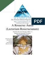 A Rosacruz Aurea