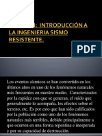 Unidad Ii1 Ing. Sismica