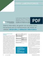 Articulo Sistema Informatico de Gestion de Versiones Como Herramienta Para El Mantenimien Www.farmaindustrial.com
