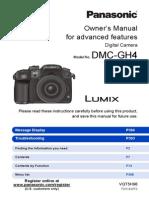 GH4 Manual