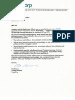 Alumni Letters | Sales
